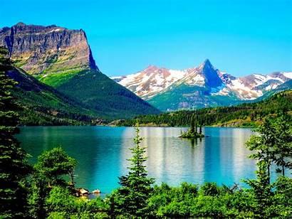 Desktop Background National Park Glacier Backgrounds Wallpapers13