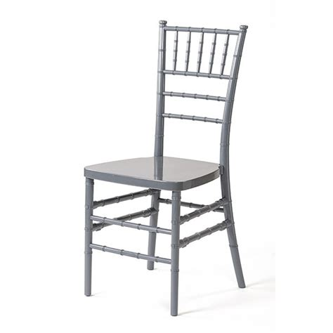 gray resin chiavari chair charming chairs