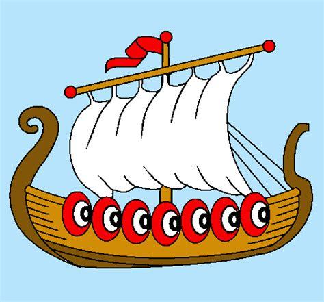 Barco Vikingo Animado by Dibujos Vikingos Perfect Vikingos De San Isidro Vikingos