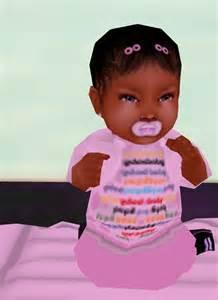 IMVU Baby Girl