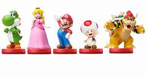 Super Mario Amiibo Can Be Pre Ordered On Nintendo UK
