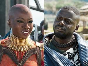 'Black Panther' deleted scene shows Okoye and W'Kabi ...