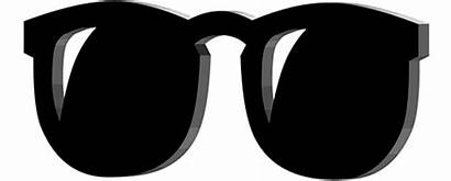 Cool Sunglasses Glasses Transparent Clipart Gifs Animated