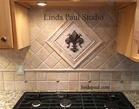 kitchen backsplash medallions small kitchen backsplash medallions mosaic and