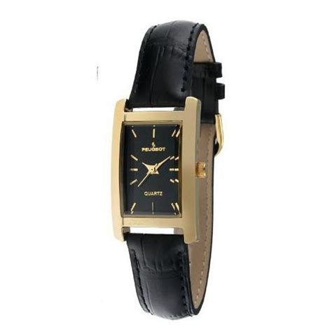 Peugeot Watches Review by Peugeot 14k Gold Plated Wrist Dress Review