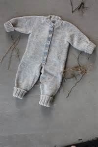 Baby Knitted Free Pattern Union Suit