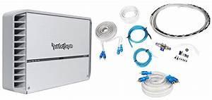 Buy Package  Rockford Fosgate Rfk4d 4  8 Gauge Dual