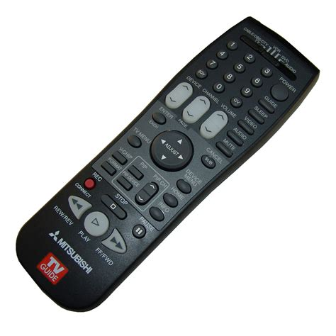 Mitsubishi Tv Remote by Mitsubishi Replacement Remote 290p122a20
