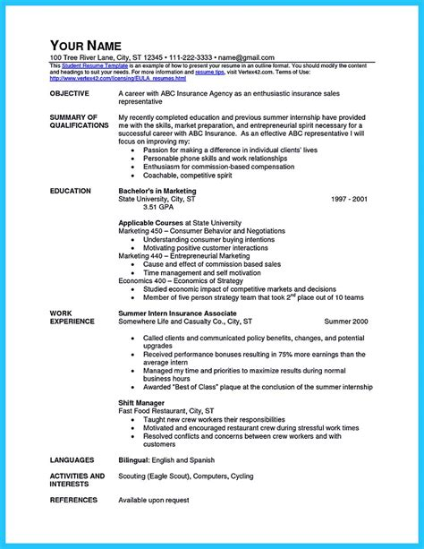 excellent culinary resume samples    approved