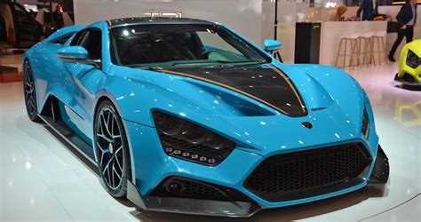 10 Most Expensive Cars In The World 2018