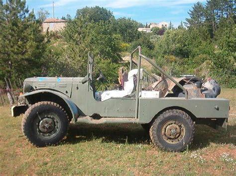 siege tracteur ancien dodge wc 56