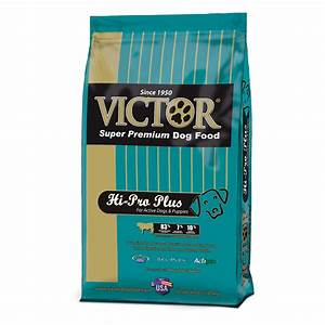 victor hi pro active dog puppy dog food 40 lb With victor dog food
