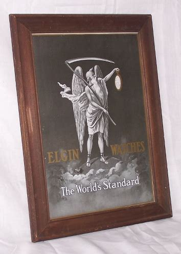 Bargain John's Antiques   Antique Elgin Watch Advertising