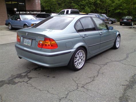 2002 Bmw 325i Automatic With Sport  Premium Package