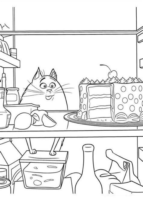 disegni da colorare pets 2 n 29 coloring pages of secret of pets