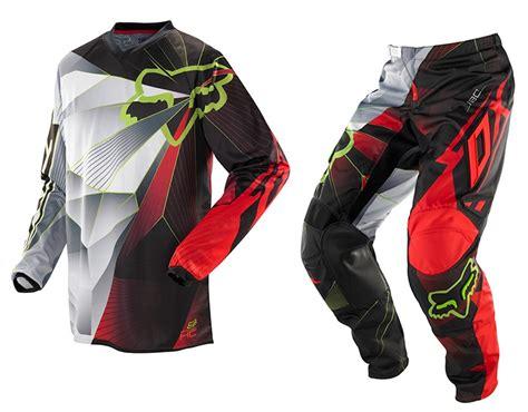 childrens motocross gear fox mx 2014 hc radeon red youth motocross dirt bike kids