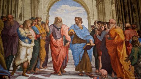 Raphael Rooms School Of Athens, Rome  Italy Italyguidesit
