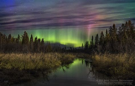 Northern Lights Minnesota by Northern Lights Archives Duluth Day