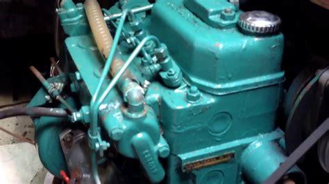 volvo mda hp diesel engine youtube