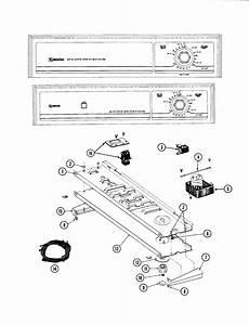 Maytag De4000 Dryer Parts
