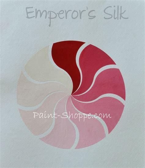emperors silk color  pinwheel yummy eye candy