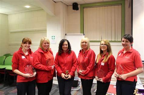 Portland House Nursery Huddersfield by Portland Nurseries Staff Celebrate Their Successes At