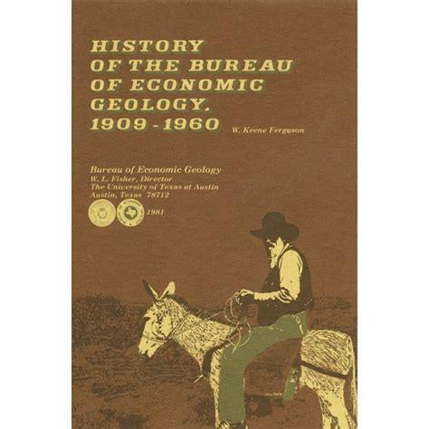 bureau of economics sr0009hb hardback history of the bureau of economic