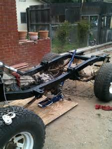 Early Ford Bronco Parts