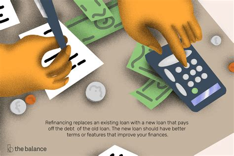 refinancing works pros  cons   loans