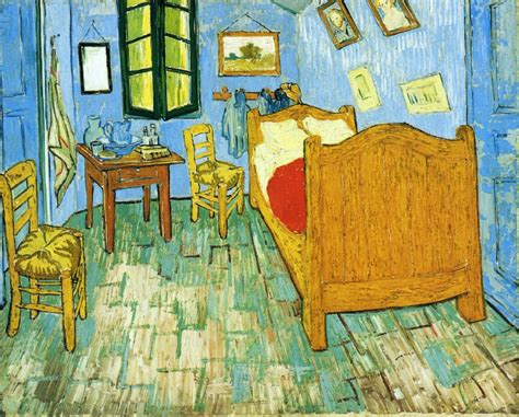 sketch tuesday summer art van goghs bedroom harmony