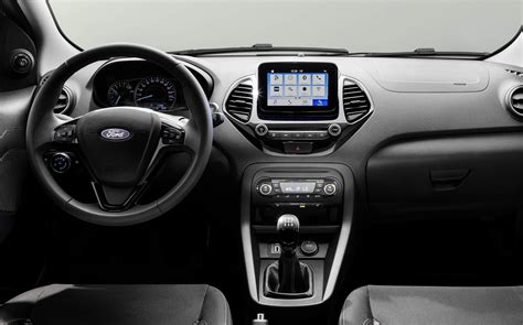 Ford Ka 2019 Facelift by Novo Ford Ka 2019 Facelift Revelado E Vers 227 O