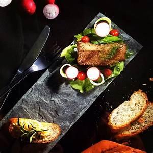 Beef Steak : food stylist on plate