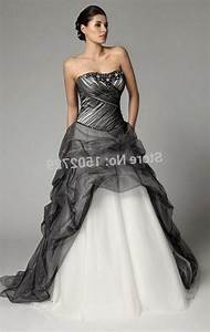 gothic wedding dresses plus size pluslookeu collection With black wedding dresses plus size