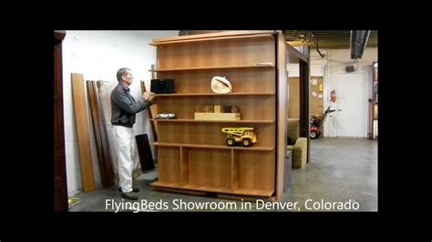 murphy bed bookcase plans revolving murphy bed from italy wmv