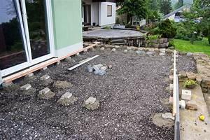 Fundament Für Gartenhaus : fundament f r holzterrasse das beste aus wohndesign und m bel inspiration ~ Whattoseeinmadrid.com Haus und Dekorationen