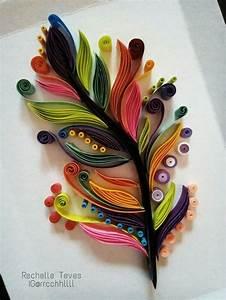 figura flor de papel Quilling Patterns, Quilling Ideas