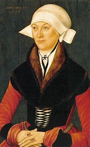 16th Century Woman Portrait