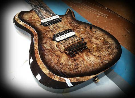 Kiesel Guitars Carvin Guitars Scb7 (single Cut Bevel