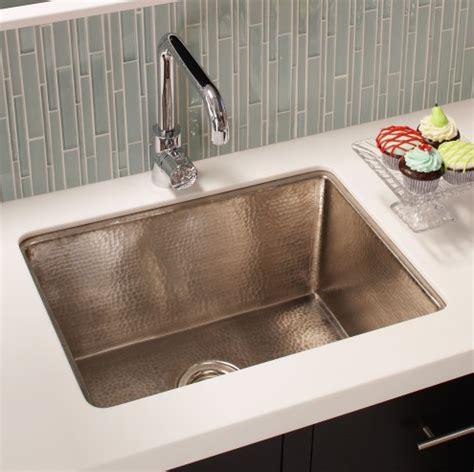 hammered kitchen sink trails cpk79 cocina duet 24 inch hammered 1536