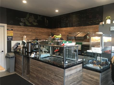 Our popular coffee shop is the perfect spot for early morning coffee or small snacks like salads, sandwiches or delicious ramen soups throughout the day. New Coffee Shop, Owned by Two Astoria Locals, Now Open on ...