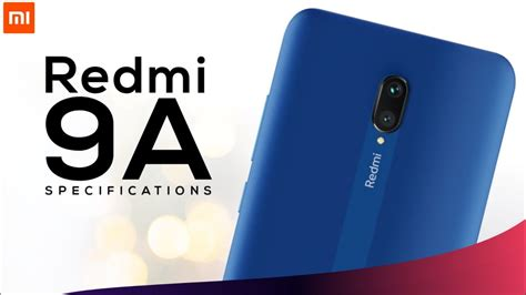 Redmi 9A - 11 February Launch | Specifications | Price ...
