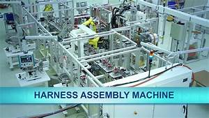 Clear Automation Custom Harness Assembly Machine