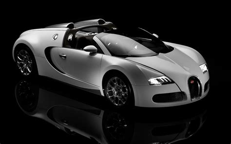 Hd 1280x800 Cool Bugatti Sports Car Desktop Wallpapers