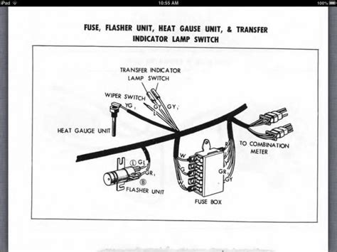 Turn Signal Flasher Diagram Parts Wiring Images