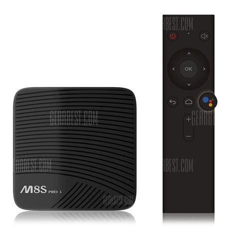 Mecool M8S PRO L 4K TV, Tv Box barato por apenas 6999