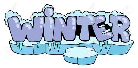 Winter Clip Free Winter Season Clipart 101 Clip
