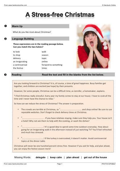 efl tefl esl worksheets handouts lesson plans