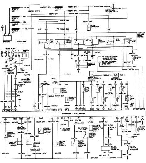 1993 ford aerostar fuse box diagram wiring library