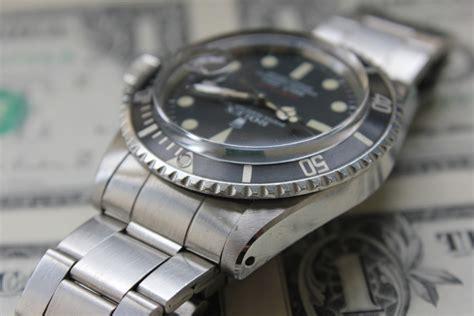 1972 Rolex Submariner Date ref.1680 Red MK5 Feet First w ...