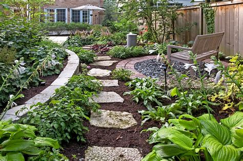 Suburban Backyard Landscaping Ideas by Suburban Sanctuary Naperville Magazine